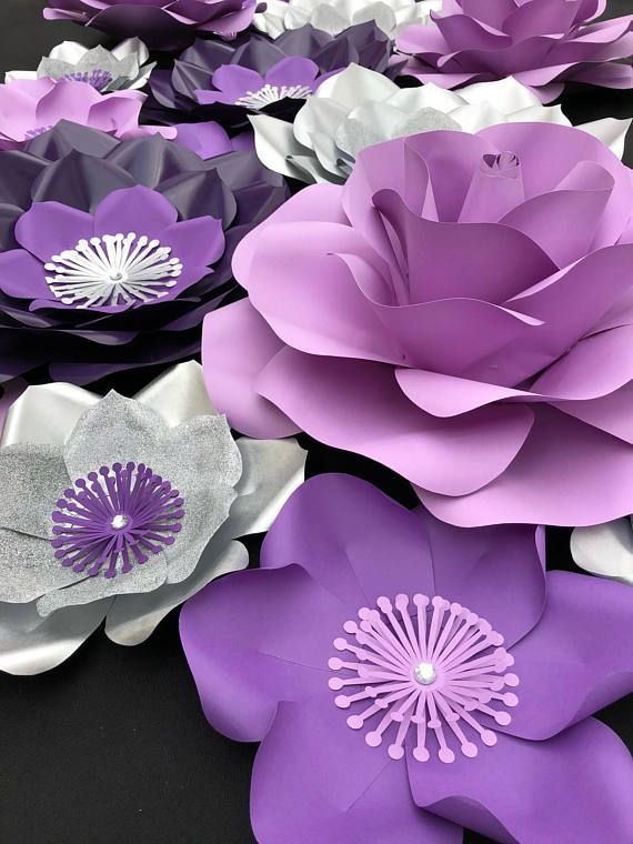 Diy Paper Flowers 15 - Coolest DIY Paper Flowers For Anyone