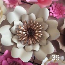 Diy Paper Flowers 19 214x214 - Coolest DIY Paper Flowers for Anyone