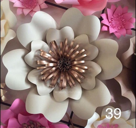 Diy Paper Flowers 19 - Coolest DIY Paper Flowers For Anyone