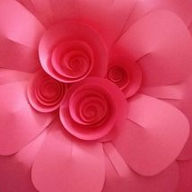 Diy Paper Flowers 21 214x214 - Coolest DIY Paper Flowers for Anyone