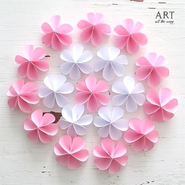 Diy Paper Flowers 26 - Coolest DIY Paper Flowers For Anyone