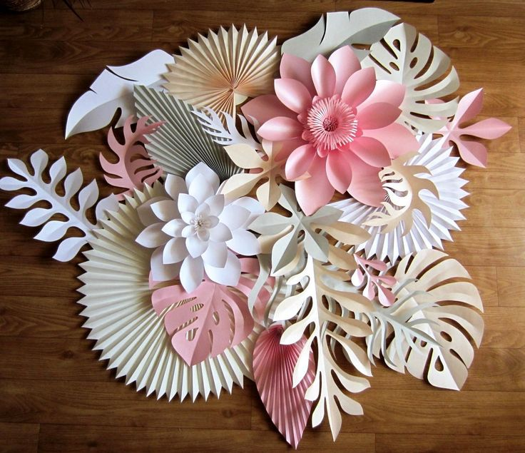 Diy Paper Flowers 28 - Coolest DIY Paper Flowers For Anyone