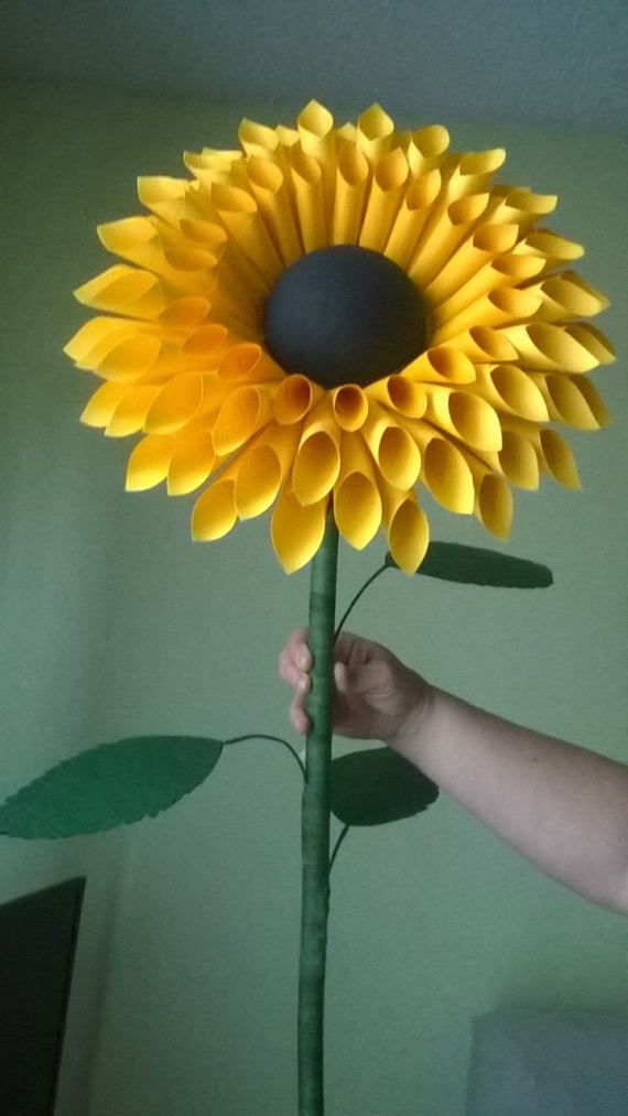 Diy Paper Flowers 29 - Coolest DIY Paper Flowers For Anyone