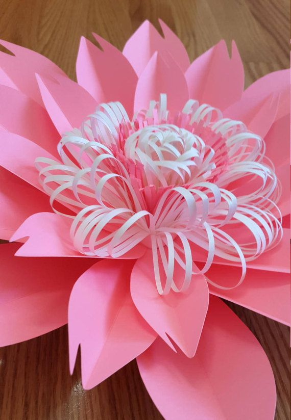 Diy Paper Flowers 31 - Coolest DIY Paper Flowers For Anyone