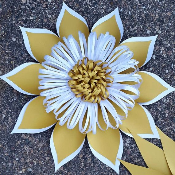 Diy Paper Flowers 32 - Coolest DIY Paper Flowers For Anyone