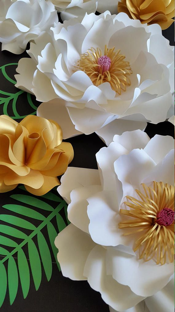Diy Paper Flowers 33 - Coolest DIY Paper Flowers For Anyone