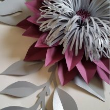 Diy Paper Flowers 36 214x214 - Coolest DIY Paper Flowers for Anyone