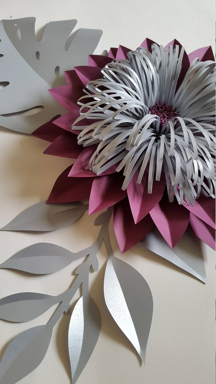 Diy Paper Flowers 36 - Coolest DIY Paper Flowers For Anyone