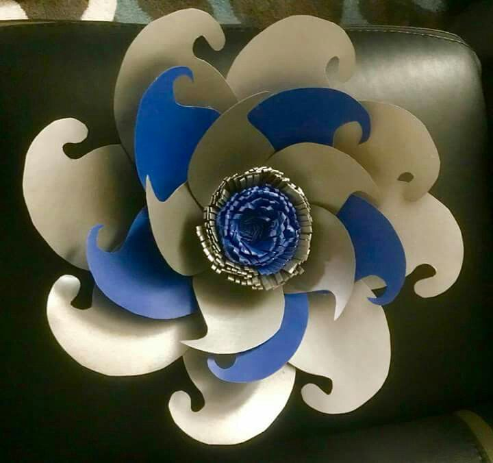 Diy Paper Flowers 40 - Coolest DIY Paper Flowers For Anyone