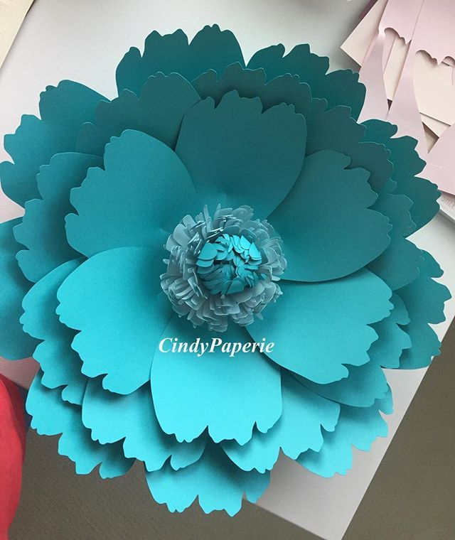 Diy Paper Flowers 41 - Coolest DIY Paper Flowers For Anyone