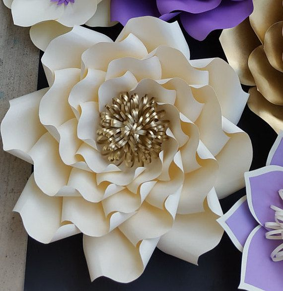 Diy Paper Flowers 42 - Coolest DIY Paper Flowers For Anyone