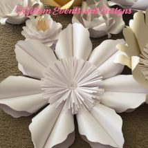 Diy Paper Flowers 45 214x214 - Coolest DIY Paper Flowers for Anyone