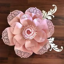 Diy Paper Flowers 8 214x214 - Coolest DIY Paper Flowers for Anyone