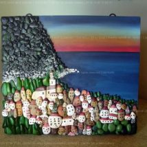 Diy Pebble Art 10 214x214 - 55+ of the Best Creative DIY Ideas For Pebble Art Crafts