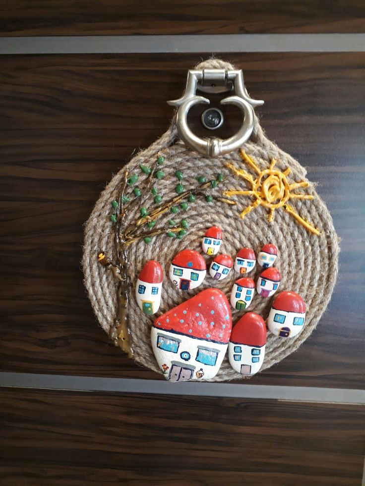 Diy Pebble Art 12 - 55+ Of The Best Creative DIY Ideas For Pebble Art Crafts