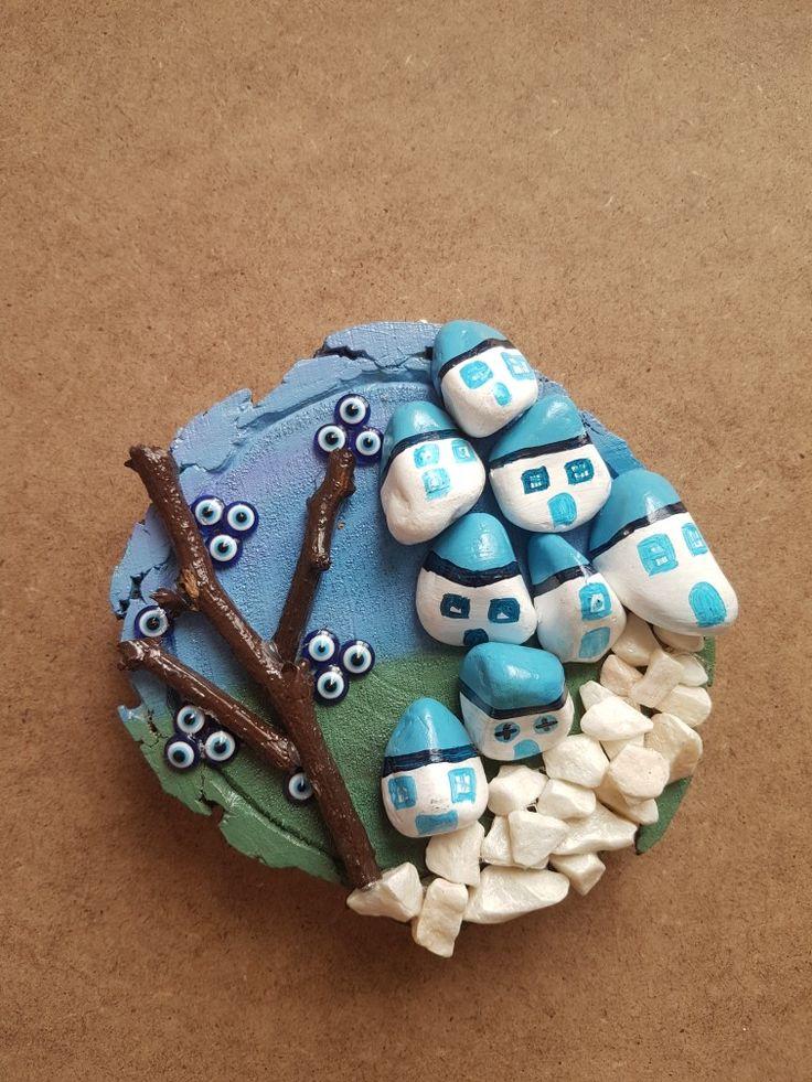 Diy Pebble Art 13 - 55+ Of The Best Creative DIY Ideas For Pebble Art Crafts