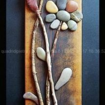 Diy Pebble Art 3 214x214 - 55+ of the Best Creative DIY Ideas For Pebble Art Crafts
