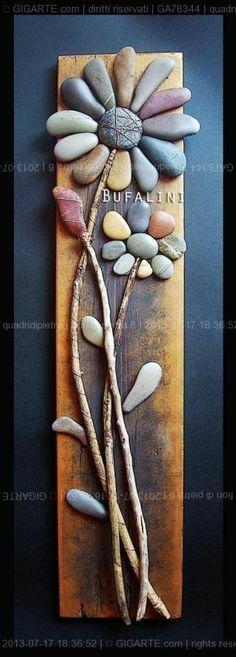 Diy Pebble Art 3 - 55+ Of The Best Creative DIY Ideas For Pebble Art Crafts