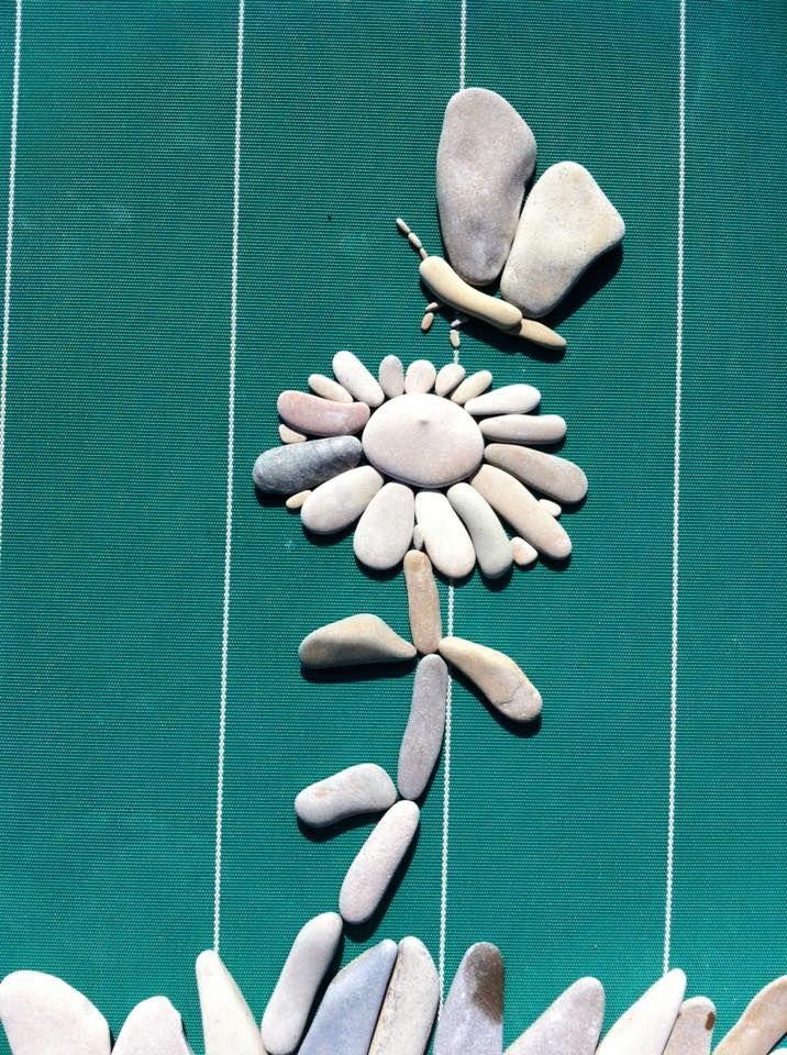 Diy Pebble Art 33 - 55+ Of The Best Creative DIY Ideas For Pebble Art Crafts