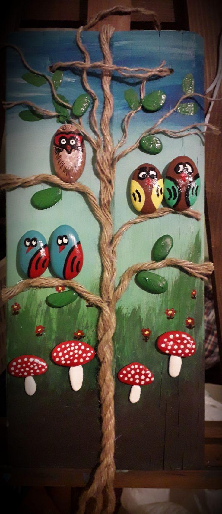 Diy Pebble Art 39 - 55+ Of The Best Creative DIY Ideas For Pebble Art Crafts