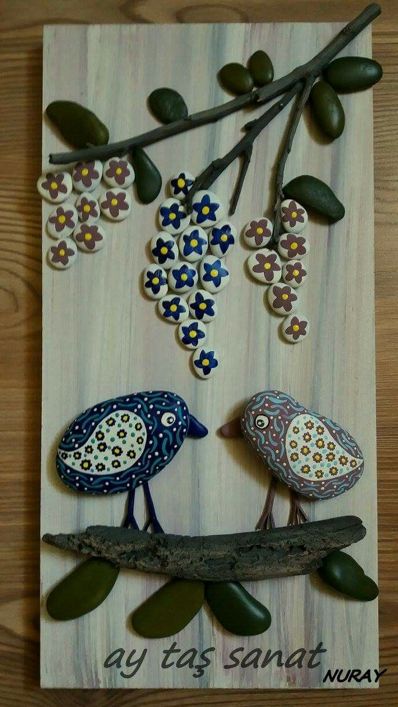 Diy Pebble Art 44 - 55+ Of The Best Creative DIY Ideas For Pebble Art Crafts