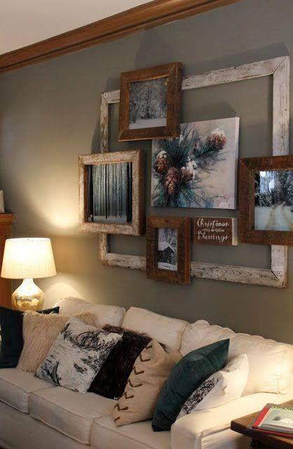 Diy Picture Frames 14 - 44+ Best DIY Picture Frame Ideas
