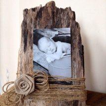 Diy Picture Frames 15 214x214 - 44+ Best DIY Picture Frame Ideas
