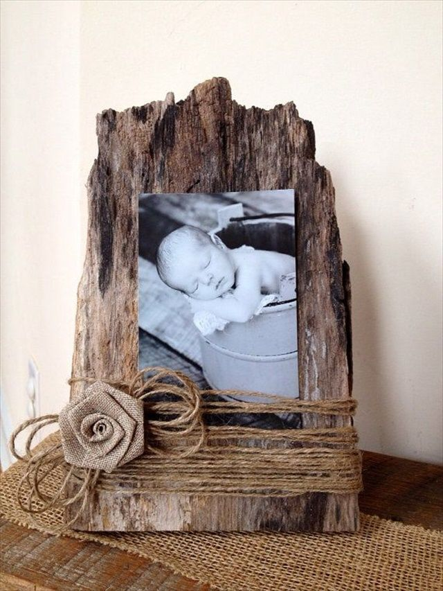 Diy Picture Frames 15 - 44+ Best DIY Picture Frame Ideas