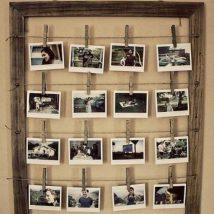 Diy Picture Frames 20 214x214 - 44+ Best DIY Picture Frame Ideas