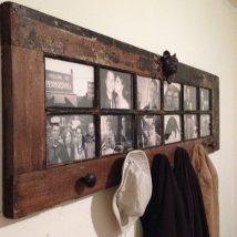 Diy Picture Frames 22 214x214 - 44+ Best DIY Picture Frame Ideas