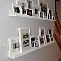 Diy Picture Frames 24 214x214 - 44+ Best DIY Picture Frame Ideas