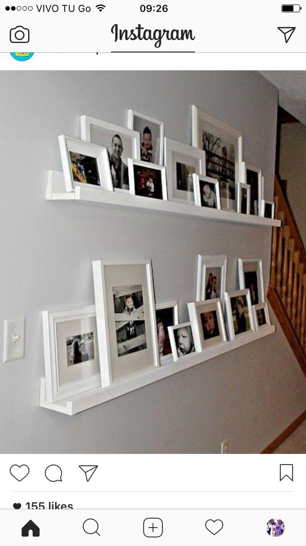 Diy Picture Frames 24 - 44+ Best DIY Picture Frame Ideas