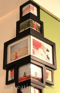 Diy Picture Frames 25 - 44+ Best DIY Picture Frame Ideas