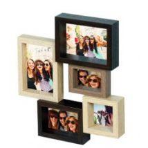 Diy Picture Frames 27 214x214 - 44+ Best DIY Picture Frame Ideas