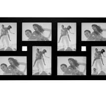 Diy Picture Frames 30 214x192 - 44+ Best DIY Picture Frame Ideas