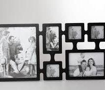 Diy Picture Frames 31 214x183 - 44+ Best DIY Picture Frame Ideas