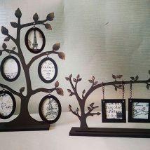 Diy Picture Frames 32 214x214 - 44+ Best DIY Picture Frame Ideas