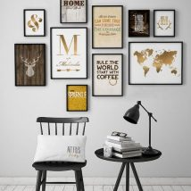 Diy Picture Frames 4 214x214 - 44+ Best DIY Picture Frame Ideas