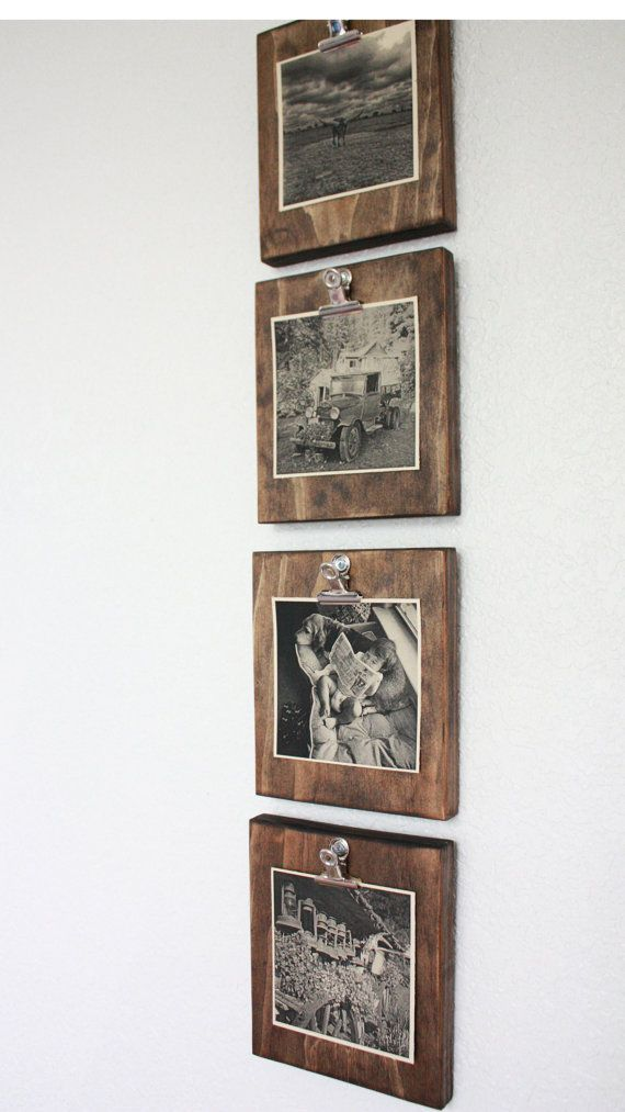 Diy Picture Frames 9 - 44+ Best DIY Picture Frame Ideas