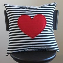 Diy Pillow Slipcover 11 214x214 - Looking for DIY Pillow Cover Ideas ?