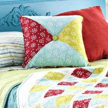 Diy Pillow Slipcover 12 214x214 - Looking for DIY Pillow Cover Ideas ?