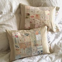 Diy Pillow Slipcover 19 214x214 - Looking for DIY Pillow Cover Ideas ?