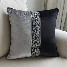 Diy Pillow Slipcover 25 214x214 - Looking for DIY Pillow Cover Ideas ?