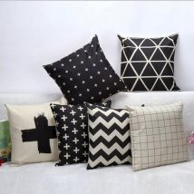 Diy Pillow Slipcover 39 214x214 - Looking for DIY Pillow Cover Ideas ?