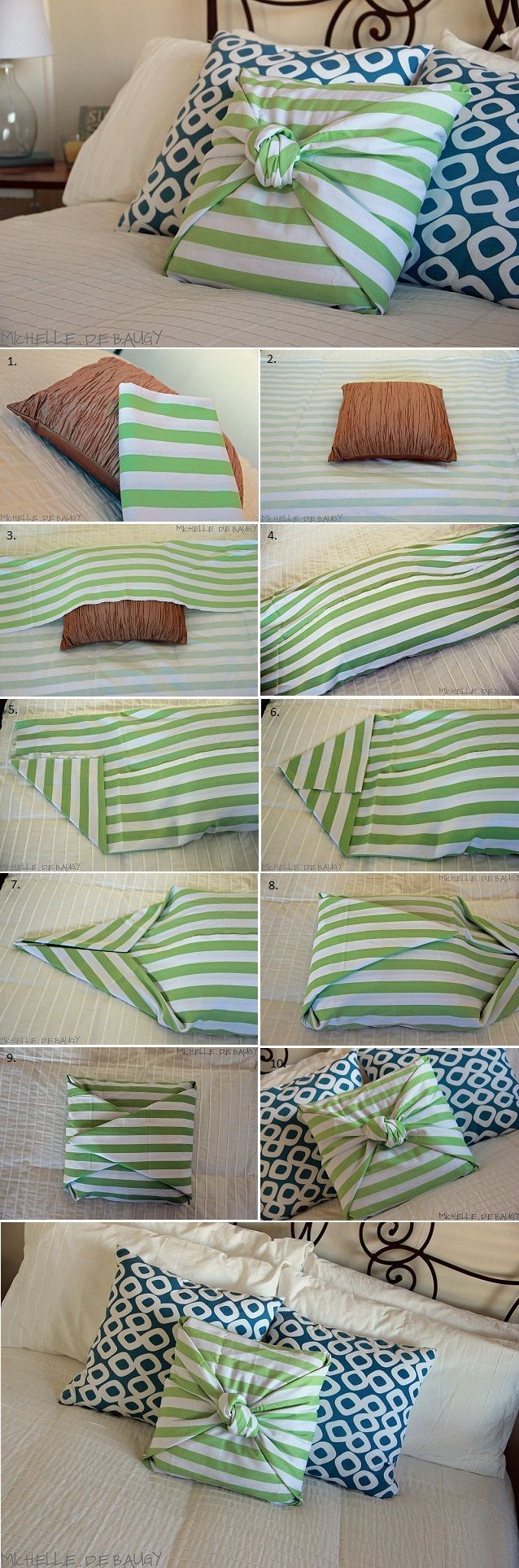 Diy Pillow Slipcover 41 - Looking For DIY Pillow Cover Ideas ?