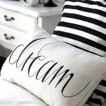 Diy Pillow Slipcover 44 214x214 - Looking for DIY Pillow Cover Ideas ?