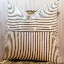 Diy Pillow Slipcover 5 214x214 - Looking for DIY Pillow Cover Ideas ?