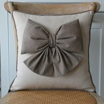 Diy Pillow Slipcover 8 214x214 - Looking for DIY Pillow Cover Ideas ?