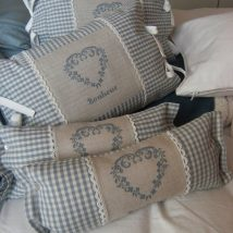 Diy Pillow Slipcover 9 214x214 - Looking for DIY Pillow Cover Ideas ?
