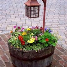 Diy Raised Planters 11 214x214 - Best DIY Raised Planters Ideas you can find